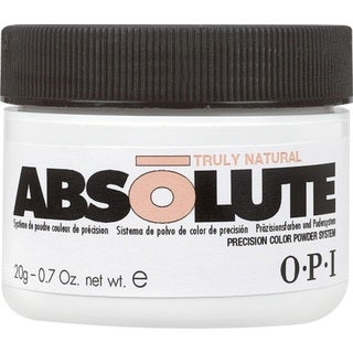 OPI 0.7-ounce Truly Natural Absolute Acrylic Powder