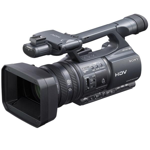 Sony Handycam HDR-FX1000 Digital Camcorder - 3.2