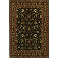 Royal Luxury Brentwood Ebony Rug (4'7 x 6'6)