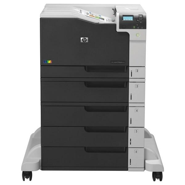 HP LaserJet M750xH Laser Printer - Color - 600 x 600 dpi Print - Plai