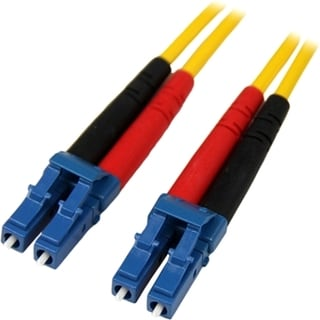 StarTech.com 7m Single Mode Duplex Fiber Patch Cable LC-LC