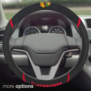 NHL Steering Wheel Cover