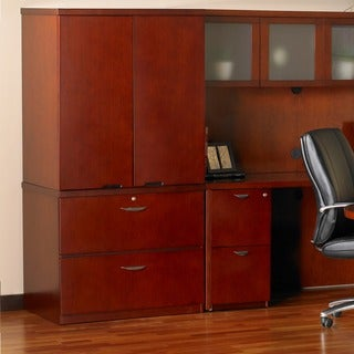 Mayline Mira Veneer Drawer Lateral File