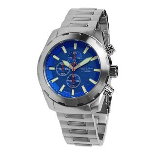 Android Men's 'Tribeca Chrono' Blue Dial Watch