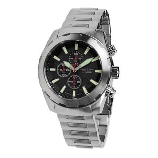 Android Men's 'Tribeca Chrono' Black Dial Watch