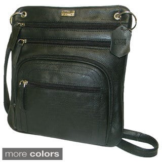 Hollywood Tag Mini iPad Compatible Crossbody Purse