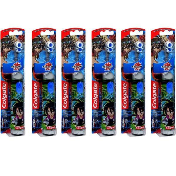 Colgate Children's Bakugan Powered Toothbrush (Pack of 6)