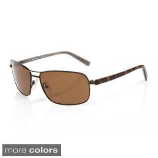 Calvin Klein Polarized Fashion Sunglasses