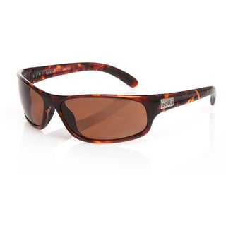 Bolle Men's 'Anaconda' Dark Tortoise Polycarbonate Sport Sunglasses