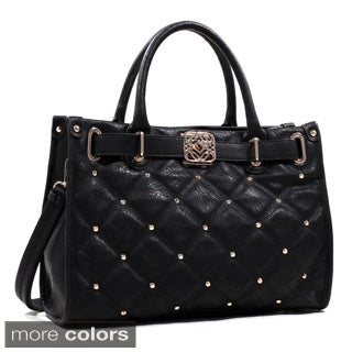 Dasein Quilted Tote Bag
