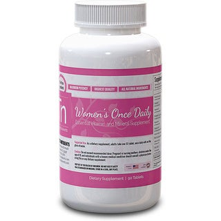 Trusted Nutrients Women's Once Daily Complete (90 Tablets)