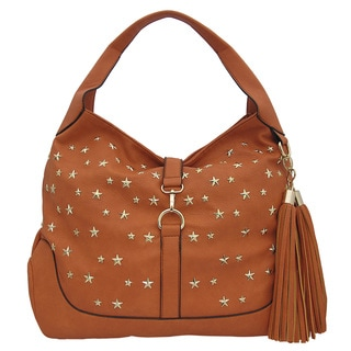 Yoki Star Studded Shoulder Bag