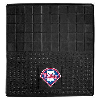 Fanmats MLB Philadelphia Phillies Heavy Duty Vinyl Cargo Mat