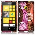 BasAcc Colorful Ethnic Wave Case for Nokia Lumia 521
