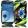 BasAcc Flower Case for Samsung Galaxy S3 i9300/ i747/ L710/ T999/ i535