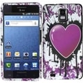 BasAcc Heavenly Heart Case for Samsung i997 Infuse 4G