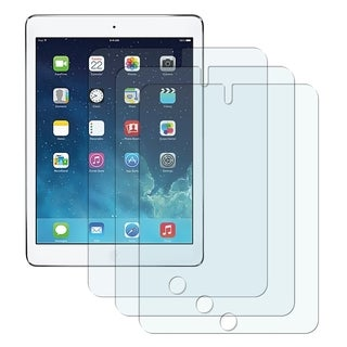 BasAcc Anti-Glare Screen Protector for Apple iPad Air (Pack of 3)