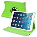 BasAcc Green 360-degree Swivel Stand Leather Case for Apple� iPad Air