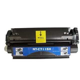 BasAcc Black Toner Cartridge Compatible with HP C7115X