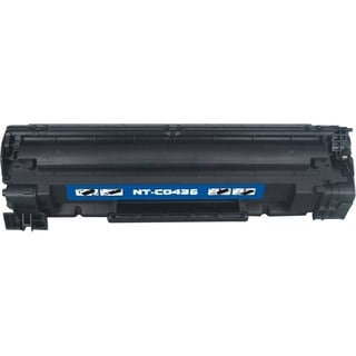 INSTEN Black Toner Cartridge for HP CB436A 2K