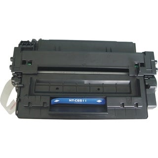 BasAcc Black Toner Cartridge Compatible with HP Q6511A 6K,