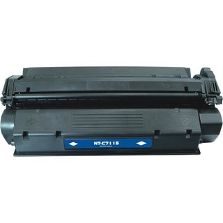 BasAcc Black Toner Cartridge Compatible with HP C7115A 2.5K,