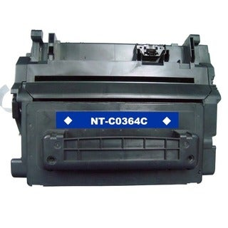 INSTEN Black Toner Cartridge for HP CC364A 10K,