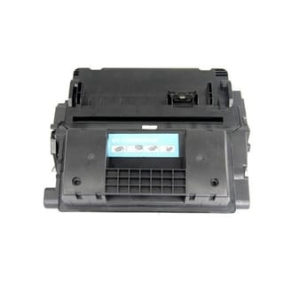 INSTEN Black Toner Cartridge for HP CE390X 24K,
