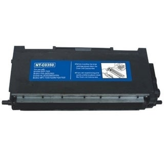 BasAcc Black Toner Cartridge Compatible with Brother TN350 2.5K