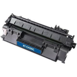 INSTEN Black Toner Cartridge for HP CF280A 2.7K