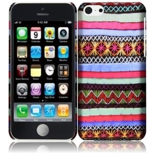 BasAcc Colorful Indian Pattern Case for Apple iPhone 5C