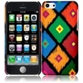 BasAcc Colorful Frame Tribal Case for Apple iPhone 5C