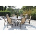 Canberra 9-piece Outdoor Dining Set