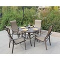 Canberra 5-piece Dining Set