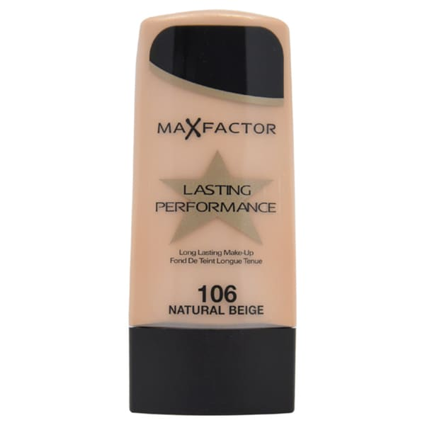 Max Factor Lasting Performance Natural Beige Foundation