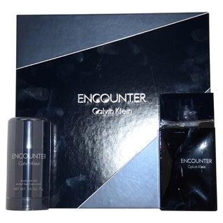 Calvin Klein Encounter Men's 2-piece Fragrance Gift Set