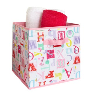 Owlphabet Storage Cube