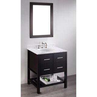 30-inch Bosconi SB-250-1 Contemporary Single Vanity