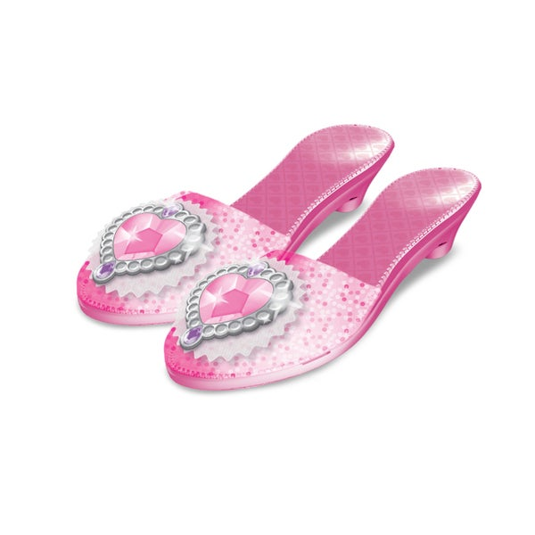 Melissa u0026 Doug Dress-Up Shoes - Role Play Collection - Overstock Shopping - Big Discounts on ...