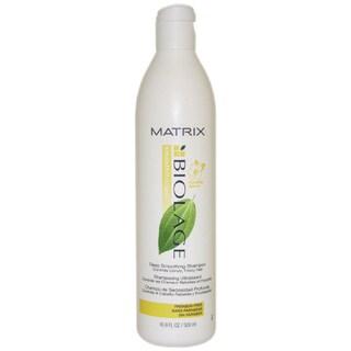 Matrix Biolage Smooththerapie Deep Smoothing 16.9-ounce Shampoo