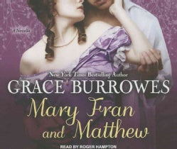 Mary Fran and Matthew (CD-Audio)