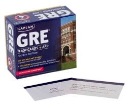 GRE Flashcards + APP (Cards)