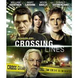 Crossing Lines: Season 1 (Blu-ray Disc) 12066464