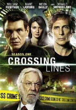 Crossing Lines: Season One (DVD)