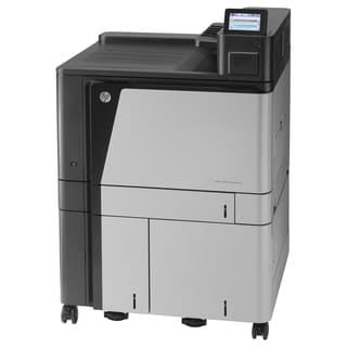 HP LaserJet M855x+ Laser Printer - Color - 1200 x 1200 dpi Print - Pl