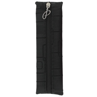 Parker Black Fabric Zippered Pen Pouch