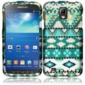BasAcc Mint Green Aztec Case for Samsung Galaxy S4 Active i537