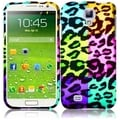 BasAcc Colorful Leopard Case for Samsung Galaxy S4 i9500