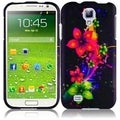 BasAcc Cosmic Flower Case for Samsung Galaxy S4 i9500