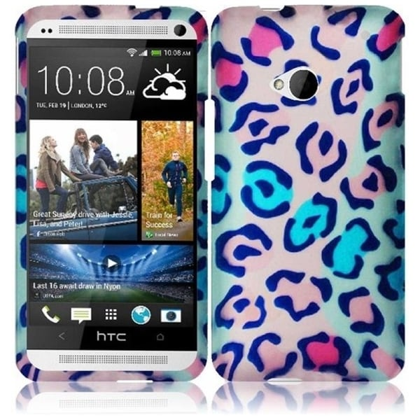 INSTEN Cute Animal Phone Case Cover for HTC One M7
